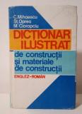 Dictionar ilustrat de constructii si materiale de constructii englez-roman