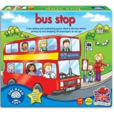 Joc educativ Autobuzul - Bus stop