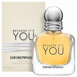 Armani (Giorgio Armani) Emporio Armani Because It's You Eau de Parfum pentru femei 50 ml