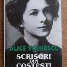 Alice Voinescu - Scrisori din Costesti