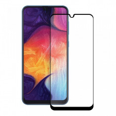 Folie de sticla Samsung Galaxy A50, MyStyle 5D FULL GLUE Negru