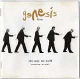 CD - Genesis – Live / The Way We Walk (Volume One: The Shorts)