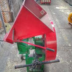 Masina de tocat lemn Bystron Pirana 4kW