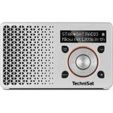 Radio TechniSat Digitradio 1, 1W, DAB+, miniUSB, ecran OLED, Technics