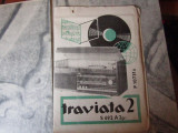 Traviata 2 reclama radio si schema n220