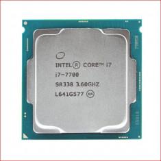 Procesor Intel Core i7-7700 Quad Core 3.6 GHz Socket 1151 Tray, 4