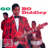 BO DIDDLEY Go Bo Diddley LP (vinyl)