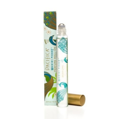 Parfum roll-on Waikiki Pikake– Fresh/Lemnos, 10ml Pacifica foto