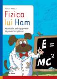 Fizica lui Ham. Mustățile, colții și penele ne povestesc știința
