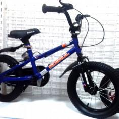 "Bicicleta copii 14"" Bicicleta copii varsta 3-6 ani, 1"