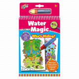 Cumpara ieftin Water Magic: Carte de colorat Who's Hiding?, Galt