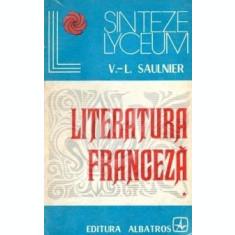 Literatura franceza, vol. 2
