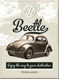 Magnet - Volkswagen Retro Beetle