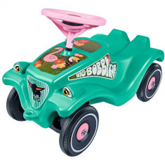 Masinuta de Impins Bobby Car Classic Tropic Flamingo