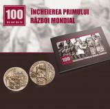 100 de ani de la încheierea Primului Război Mondial Monetraia Statului