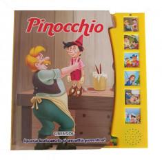 Citeste si asculta - Pinocchio PlayLearn Toys