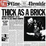 Jethro Tull Thick As A Brick 180g LP S.Wilson 2012 mix (vinyl)
