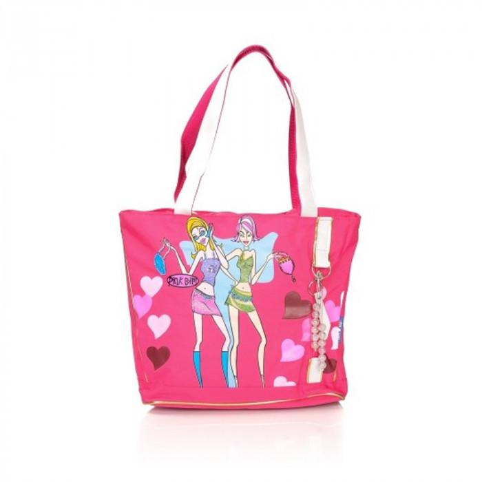 Geanta Fashion Pink Girl A11495 Lamonza, Roz