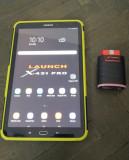 "Kit Tester auto Diagnoza Easydiag T4.0S Launch x431 2021 + Tableta Huawei 10"""