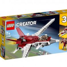 Set de constructie LEGO Creator Planorul viitorului