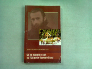 SA NE RUGAM 8 ZILE CU PARINTELE ARSENIE BOCA - CONSTANTIN NECULA
