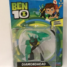 BEN 10 Mini figurine blister - Cap de Diamant