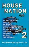 Caseta DJ Allen – House Nation 2, originala