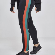 Ladies Side Stripe Leggings Urban Classics XS EU