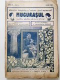 Revista Mugurasul iunie 1935 copii elevi curs primar