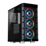 Carcasa Corsair iCUE 465X RGB Black