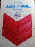 LIMBA ROMANA, GRAMATICA CLASA A VII - ION POPESCU