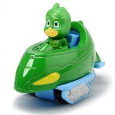 Masina Dickie Toys Eroi in Pijama Gekko-Mobile cu figurina