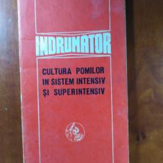 CULTURA POMILOR ÎN SISTEM INTENSIV ȘI SUPERINTENSIV de I. ISAC & COLAB.