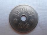 Monede 10 bani 1905-1906