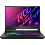 Laptop Gaming ASUS ROG, 15.6 FHD, Intel Core i7-10750H, 16GB, 512GB SSD, GeForce GTX 1660Ti 6GB, Free DOS, Black
