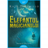 Carte Editura Arthur, Elefantul magicianului, Kate DiCamillo