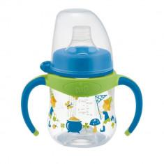 Canuta Training Bottle Boy 150 ml, PP, 6+ luni, nip 35057 Children SafetyCare