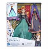 Papusa Frozen 2 - Transformarea Annei, Disney