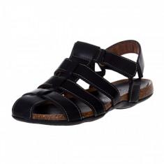 Sandale din Piele Barbatesti Pepe Agullo N, 41 - 44, Negru