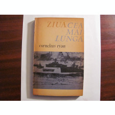 """CY - Cornelius RYAN """"Ziua Cea Mai Lunga"""""""