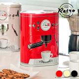 Cumpara ieftin Cutie de Metal Retro Coffee Machine
