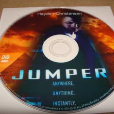 DVD - Jumper, Romana