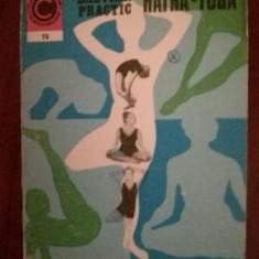 Breviar practic Hatha-Yoga nr. 75 -Ion Vulcanescu