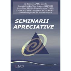 Seminarii apreciative - Antonio SANDU (coordonator)