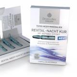 Tratament de Regenerare Intensiva Nocturna DermaSel cu Minerale