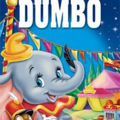 carte vintage povesti copii 2010,DUMBO,DISNEY,EGMOND-Colectia CLASIC,T.GRATUIT