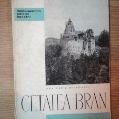 CETATEA BRAN de ANA MARIA HENEGARIU , 1963