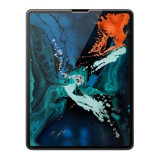 """Folie Protectie Sticla Spigen GlassTr pentru iPad Pro 129"""" 2018 Transparenta"""