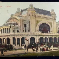 Constanta. Cazinoul - CP Ilustrata