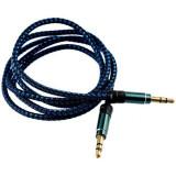 Cumpara ieftin Cablu audio Tellur Jack 3,5 1m Albastru, Universal